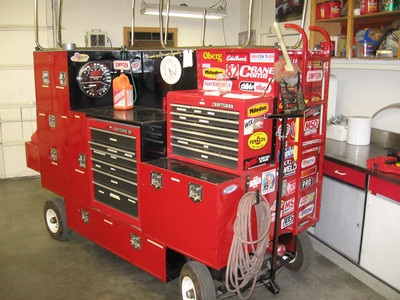 Pit Cart W Tool Boxes Misc Automotive For Sale Classifieds