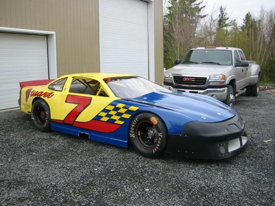 Auto Racing Trader Canada on Howe M   Distance Racing   Trade     Stock Cars Classifieds