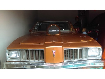 Classic 1978 Pontiac Phoniex Race Car - Vintage and ...
