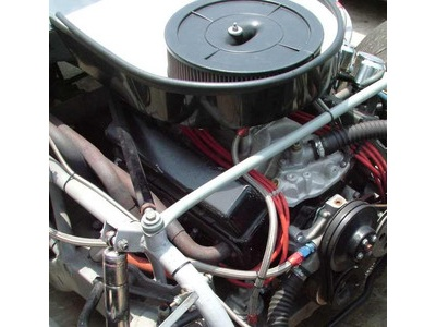 Chevy 355ci Racing Motor complete