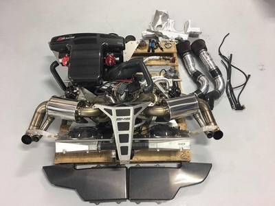 AMS Performance Alpha 10 Turbo Kit for (