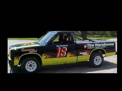 S-10 Race Truck For Sale