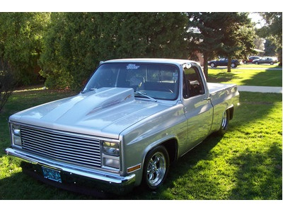 Sell Or Trade 1983 Chevy ProStreet Truck