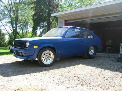 Auto Racing  Yahoodirectory on 11 Sec Olds Powered Chevette   Drag Racing Classifieds
