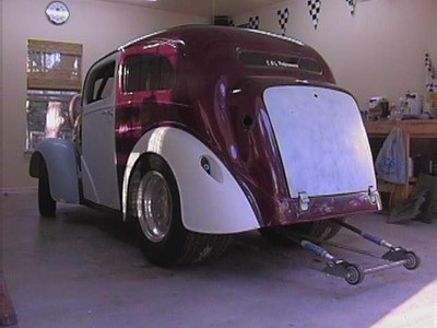 Street Racing Auto Part on 1948 Anglia   Drag Racing Classifieds