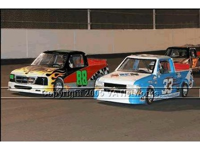 2 super mini pro trucks for sale stock cars classifieds. Black Bedroom Furniture Sets. Home Design Ideas