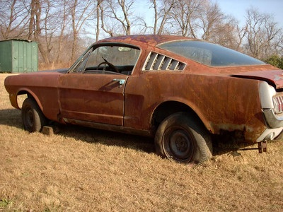 Mustang Fastback Project Car Vintage And Classic Cars