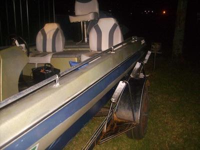 Hustler bass boats mistaken. consider