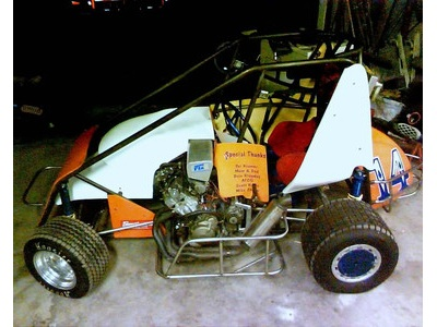brand new 2006 600cc mini sprint sprint cars classifieds. Black Bedroom Furniture Sets. Home Design Ideas