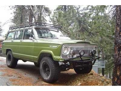 1969 Jeep Wagoneer Off Road Vehicles Classifieds