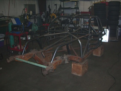 Auto Racing Equipment Metric on Gm Gbody Metric Chassis   Stock Cars Classifieds