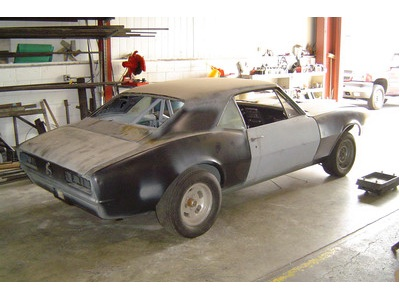 Auto Racing Roll Cages on 1967 Camaro For Sale W Title   Drag Racing Classifieds