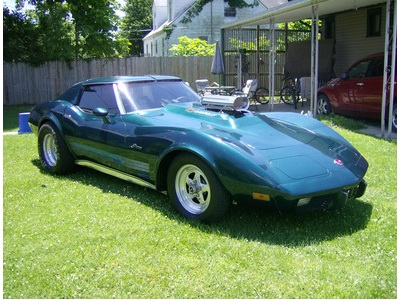 for sale 75 corvette drag car turn key drag racing classifieds. Black Bedroom Furniture Sets. Home Design Ideas
