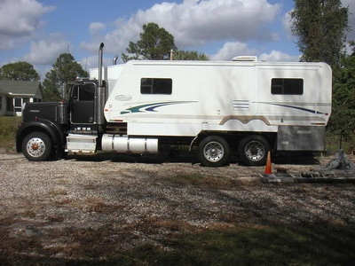 Trade for Saller RV Kenworth RV Motor Home RV Classifieds