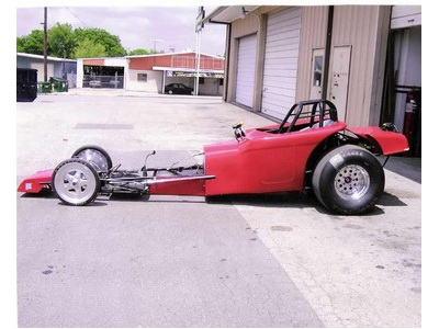 Auto Link Racing Suspension on 23 T Brogie Altered   Drag Racing Classifieds