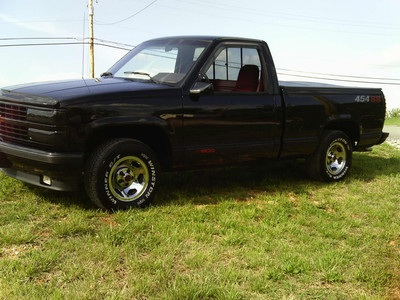 90 39 chevy 454 ss show truck misc automotive for sale classifieds. Black Bedroom Furniture Sets. Home Design Ideas