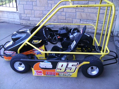 Auto Racing Legend on Legend Racing Cage Karts   Go Karts Classifieds