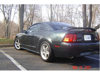1999 ford mustang 35th anniversary non competition vehicles classifieds. Black Bedroom Furniture Sets. Home Design Ideas