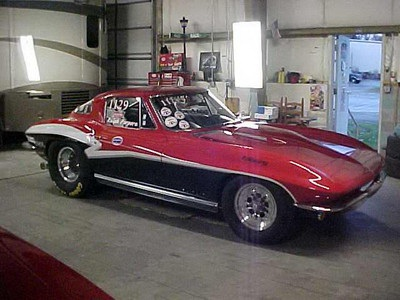 Corvette Nhra Drag Ss B Drag Racing Classifieds