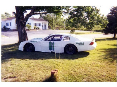 Limited late model stock car