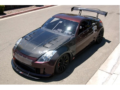 2006 nissan 350z for sale road race classifieds. Black Bedroom Furniture Sets. Home Design Ideas