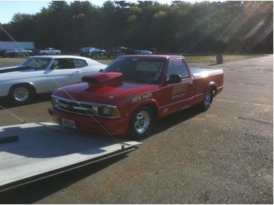 94 Chevy S10 Drag truck for sale trade!! - Drag Racing