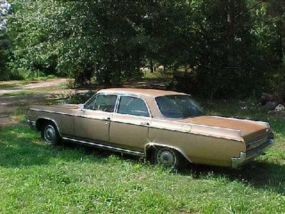 FOR SALE: 1964 OLDSMOBILE SUPER 88 - Vintage and Classic